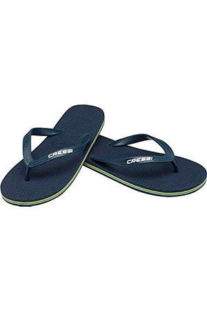 Cressi Beach Flip Flops Chanclas para Playa y Piscina, Unisex para Niños, Navy/