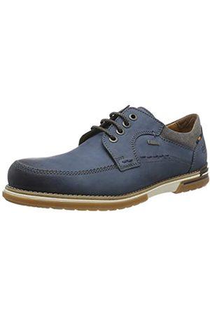 Fretz Men Road, Zapatos de Cordones Derby para Hombre, (Dark Denim 65)