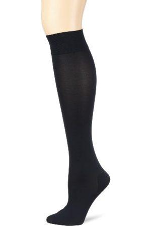 Kunert Calcetines hasta la rodilla transparentes para mujer