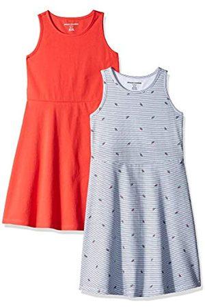 Amazon Pack de 2 vestidos sin mangas para niña