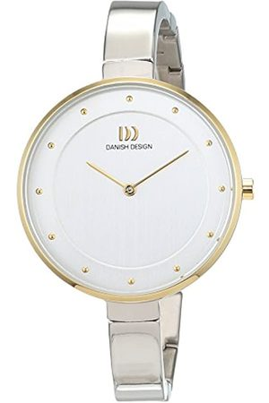 Danish Design Reloj Analógico para Mujer de Cuarzo con Correa en Titanio 3326613