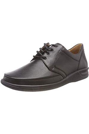Ganter Sensitiv Kurt-K, Zapatos de Cordones Derby para Hombre, (Schwarz 01000)