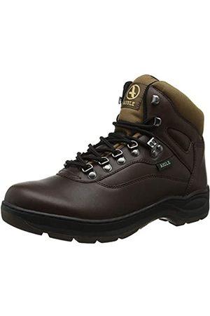 Aigle Picardie, Zapatos de Seguridad para Hombre, (Marron)