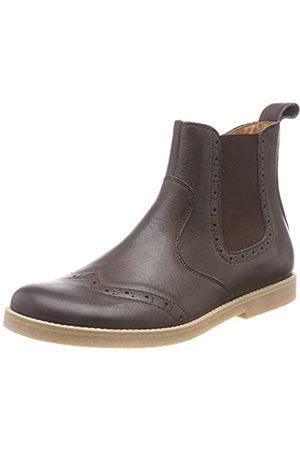 Froddo Kids Chelsea Boot G3160080-2, Botas Unisex Niños, (Dark Brown I59)