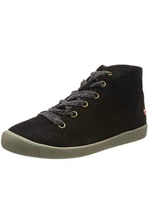 softinos Isleen 2, Zapatillas Altas para Mujer, (Black 001)