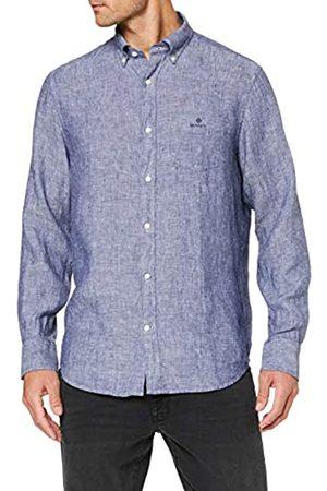 GANT The Linen Shirt Reg BD Camisa
