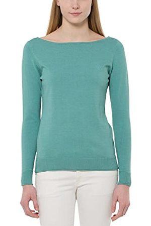 Berydale Jersey de mujer, en suaves colores veraniegos, Turquesa