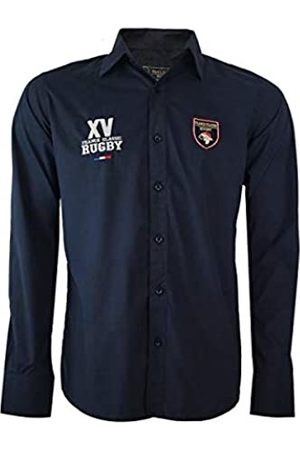 FRANCE CLASSIC RUGBY Lfclche2n18032 - Camisa para Hombre, Hombre, LFCLCHE2N18032