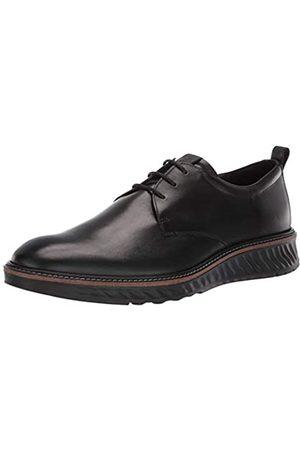 Ecco ST.1HYBRID, Zapatos de Cordones Derby para Hombre, (Black 1001)