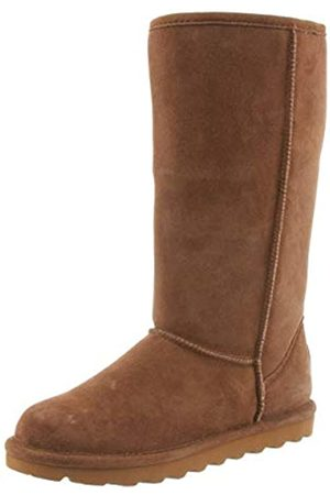 Bearpaw Elle Tall, Botas Slouch para Mujer, (Hickory II 220)