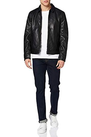 Superdry Curtis Light Leather Jacket Chaqueta