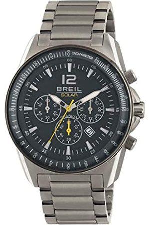 Breil Reloj Hombre Titanium Esfera e Correa in Titanio