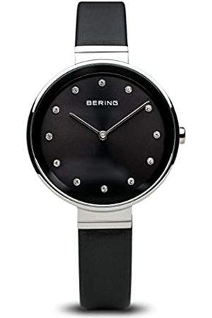 Bering RelojAnalógicoparaMujerdeCuarzoconCorreaenCuero12034-602