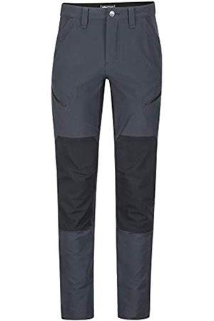 Marmot Highland Pant Montaña Softshell, Pantalones De Senderismo, Repelente Al Agua, Transpirable, Hombre