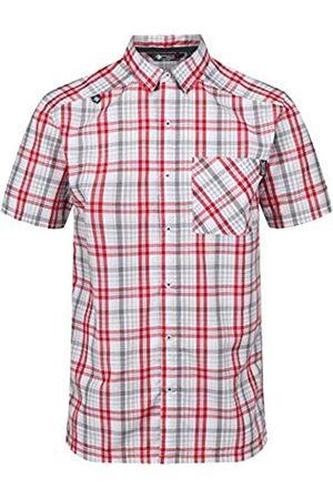 Regatta Mindano IV Quick Drying Check Short Sleeve Casual Camisa