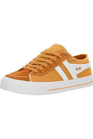 Gola Cla667, Zapatillas para Mujer, (Sun/White YW)
