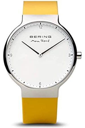 Bering RelojAnalogicoparaMujerdeCuarzoconCorreaenSilicona15540-600