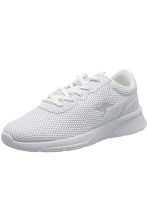 KangaROOS Kf-a Deal, Zapatillas para Mujer, (White 0000)