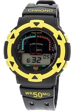 Digi-Tech Chrono Race - Reloj de Cuarzo para Hombres