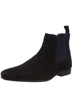 Red Tape Stanway, Botas Chelsea para Hombre, (Navy 0)