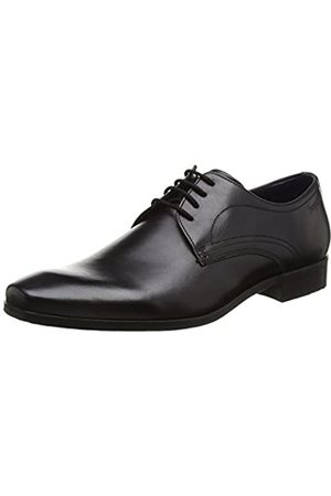 Bugatti 311131011010, Zapatos de Cordones Derby para Hombre, (Schwarz)