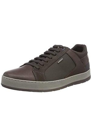 Geox U Ariam D, Zapatillas para Hombre, (Coffee/Mud C6ml6)