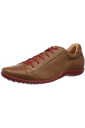 Think! Stone_484611, Zapatos de Cordones Derby para Hombre, (Rum/Kombi 54)