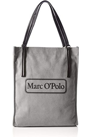 Marc O' Polo Retro Two, Shoppers y bolsos de hombro Mujer, Grau (Asphalt)