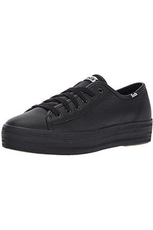 Keds Triple Kick Leather, Zapatillas para Mujer