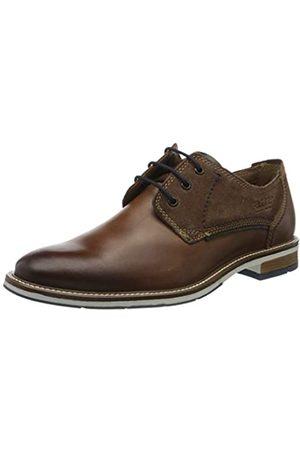 Fretz Men Andrew, Zapatos de Cordones Derby para Hombre, (Cavallo 82)