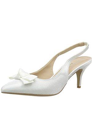 Paradox London Pink Kaila, Zapatos de Boda para Mujer, Marfil (Ivory 275)