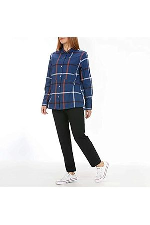Hurley W Wilson Flannel L/S Camisas, Mujer