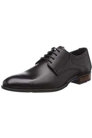 LLloyd Roth, Zapatos de Cordones Derby para Hombre, (Schwarz 0)
