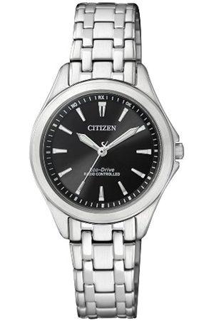 Citizen 0 - Reloj de Cuarzo para Mujer, con Correa de Acero Inoxidable