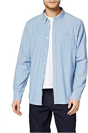 Wrangler LS 1 Pkt Button Down Camisa