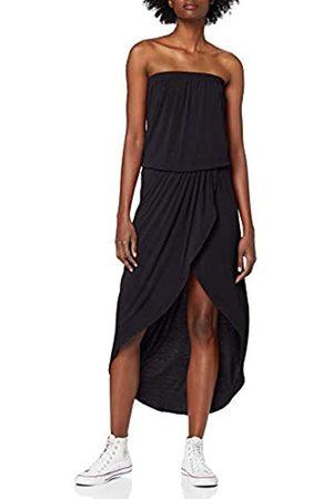 Urban classics Ladies Viscose Bandeau Dress Vestido