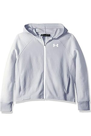 Under Armour Finale Full Zip Parte Superior del Calentamiento, Niñas
