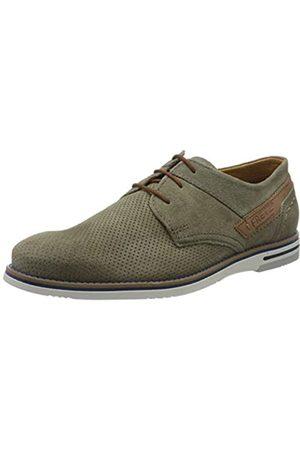 Fretz Men Prato, Zapatos de Cordones Derby para Hombre, (Fango 21)
