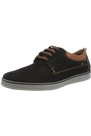 Fretz Men Hull, Zapatos de Cordones Derby para Hombre, (Oceano 1)