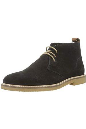 Kickers Tyl, Zapatos de Cordones Derby para Hombre, (Noir Perm 8)