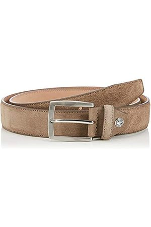 1A! LINDENMANN Leather Belt/Echt Leder Gürtel 1007331.025 Cinturón