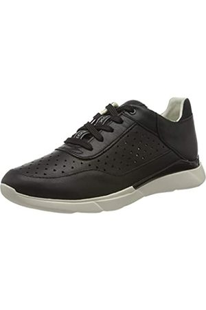 Geox D Hiver B, Zapatillas para Mujer, (Black C9999)