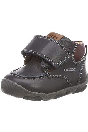 Geox B New Balu' Boy B, Zapatillas para Bebés, (Navy/Bordeaux C4335)