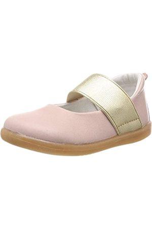 Bobux IW Demi Ballet Shoe, Bailarinas con Punta Cerrada para Niñas, Marfil (Blush 633203)
