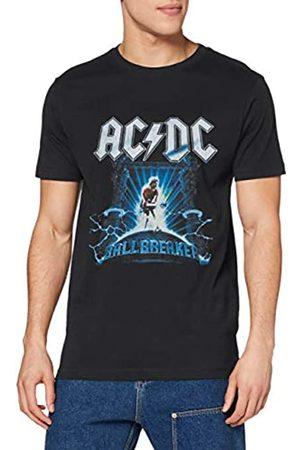 Merchcode ACDC Ballbreaker tee Camiseta, Hombre