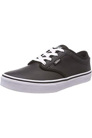 Vans Atwood Synthetic Leather, Zapatillas para Niños, ((Classic Tumble) Black P3o)