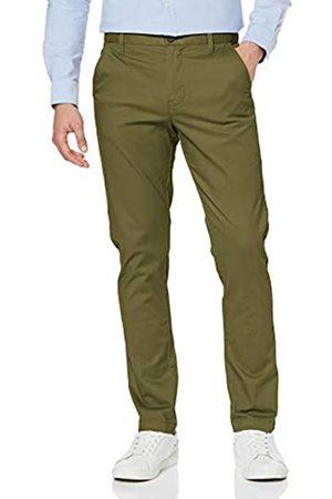 MERAKI Marca Amazon - Pantalones Chinos Estrechos Hombre