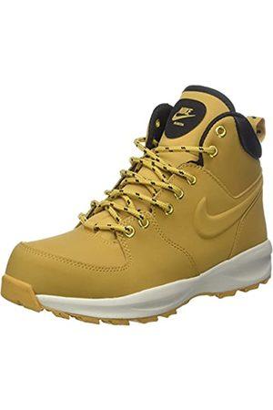 Nike Manoa '17 Bg, Botas de Senderismo para Niños, (Haystack/Haystack/Velvet Brown 700)