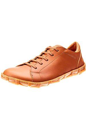 Art Melbourne, Zapatos de Cordones Brogue para Hombre, (Cuero Cuero)