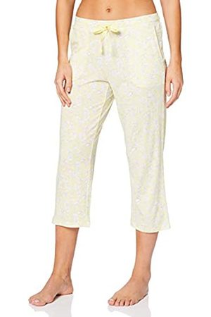 Schiesser Mix & Relax Jerseyhose 3/4 Lang Pantalones de Pijama